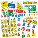 Cube Health and Safety Signs