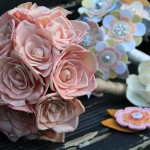 Real Or Wooden Wedding Flowers