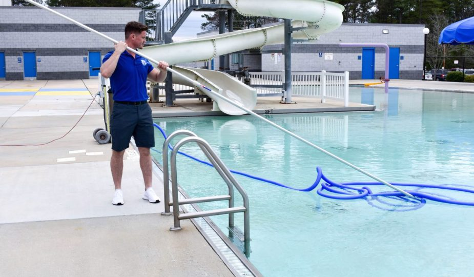 Image result for Swimming pool maintenance service